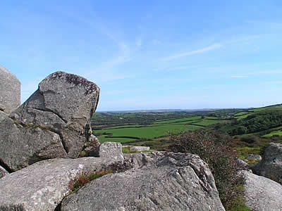 Views from Helman Tor